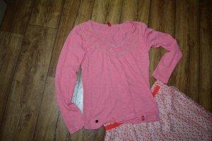 Süßes leichtes edc Shirt in altsose Gr. 38