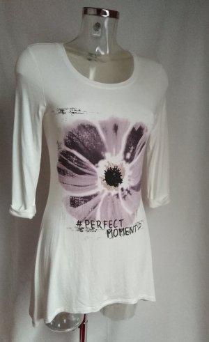 süßes Longshirt mit Blumen Design! Neuwertig!