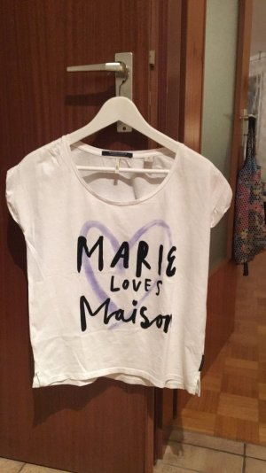 Süßes Maison Scotch T-Shirt