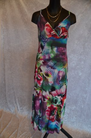 Best Connections Maxi Dress multicolored viscose
