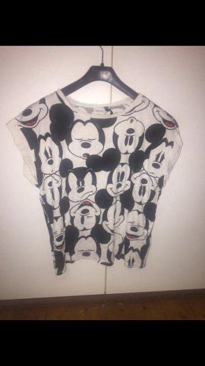 Ann Christine T-shirt blanc-noir