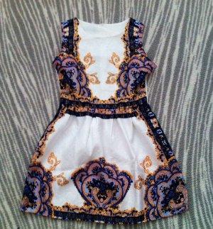 Süßes minikleid gr . s glockenkleid