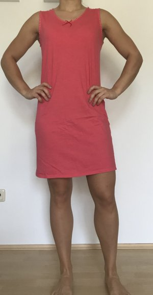 Pijama rojo claro