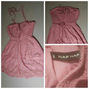 Süßes Naf Naf Kleid rosé