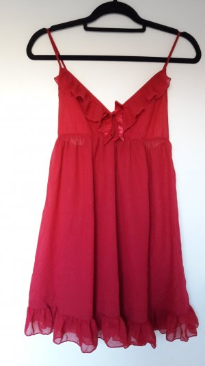 Süßes Negligee von H&M in rot