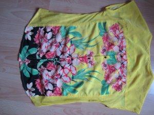 Süßes Oberteil mit Blumenmuster