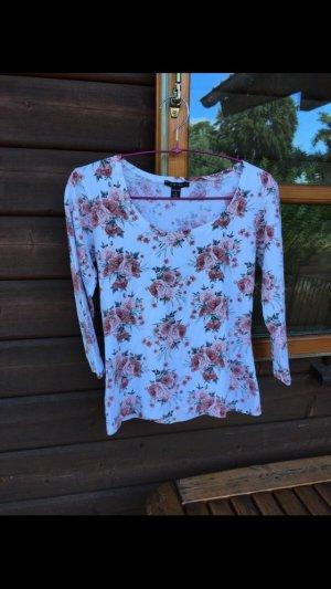 Amisu T-shirt imprimé multicolore