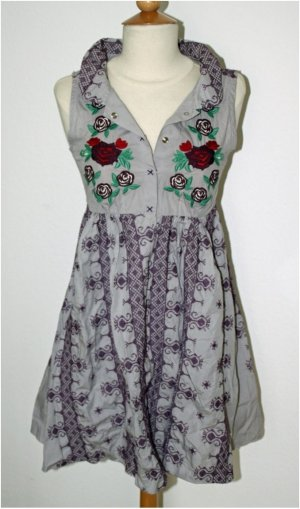 süßes Odd Molly Kleid mit Stickereien * NEU! *