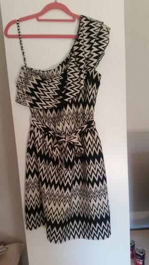 süßes One Shoulder Kleid- Reserviert