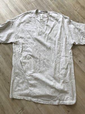 Pull & Bear Sweat Dress light grey