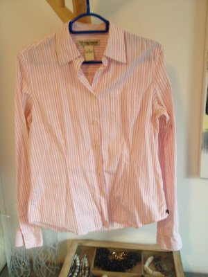 Süßes, rosa gestreiftes Ralph Lauren Hemd