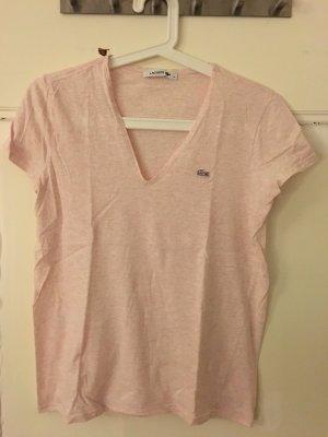 Süßes rosa Lacoste Shirt in Größe 36