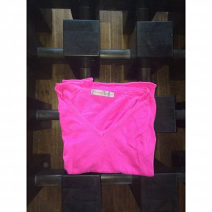 Süßes, rosa T-Shirt - turnover