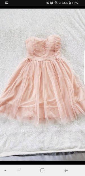 Süßes rose Kleid Prinzessin 34