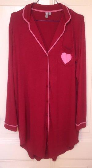 Asos Pyjama bordeaux-donkerrood