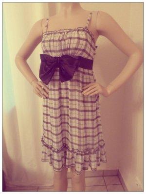 Süßes schwarz-weißes Bloggerkleid Orsay Gr. 36