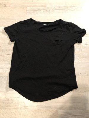 Süßes Schwarzes Basicshirt von Zara! -Top!
