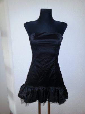 Süsses schwarzes Kleid Größe S