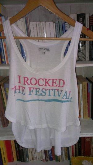 Süßes Shirt für den Sommer neu