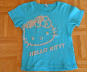 süßes Shirt Hello Kitty Gr. 36 *top*