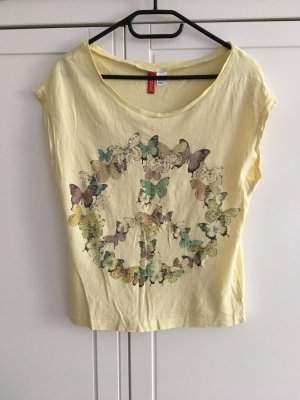 Süßes Shirt im Hippiestyle