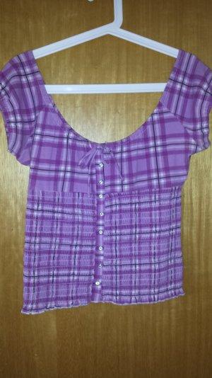 Süßes Shirt im Holzfällerlook Gr. 40 (Fällt kleiner aus,eher 36/38)