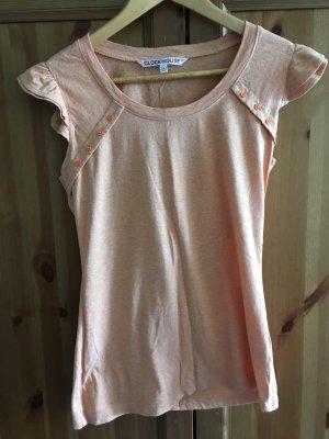 Süßes Shirt in Apricot