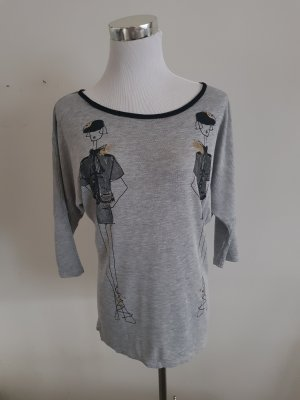 Süßes Shirt / Oberteil mit Spitze