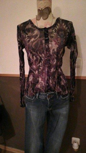 Süsses Shirt S. Oliver Paisley Gr. 36