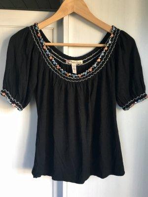 Süßes Shirt T-Shirt mit Details S American Rag Cie