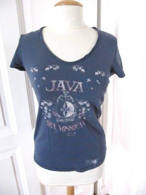 Süßes Shirt von ARQ Arqueonautas Größe S Marine-Blau