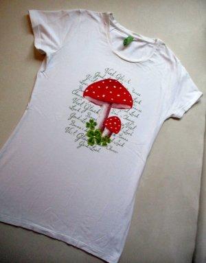 süßes Shirt von Die Spiegelburg H.O.M.E mit Stratement Fliegenpilz Motiv