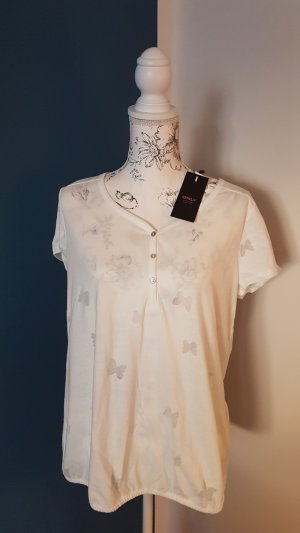Only T-shirt blanc