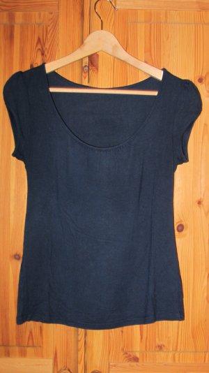 Süßes Shirt von Orsay – dunkelblau, Gr. L