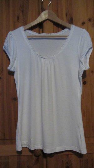 Süßes Shirt von Orsay – weiß, Gr. L