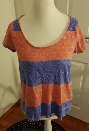 Süßes shirt von roxy gr.l gestreift