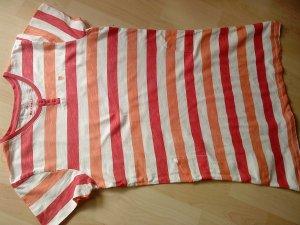 süßes Sleepshirt gestreift von Basefield M