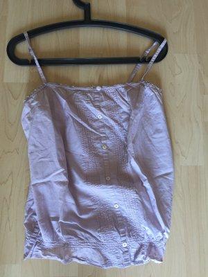 de.corp by Esprit Top de tirantes finos púrpura-rosa claro