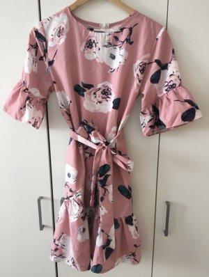 SheIn Strandjurk roze