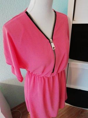 süßes Sommerkleid Kleid mit Reissverschluss