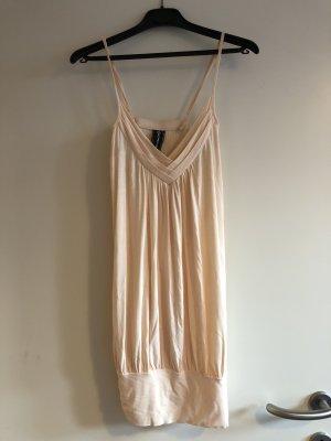 Süßes Sommerkleid, pfirsich, XS
