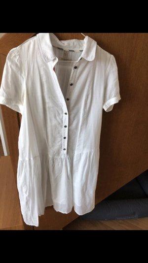 Burberry Shortsleeve Dress white