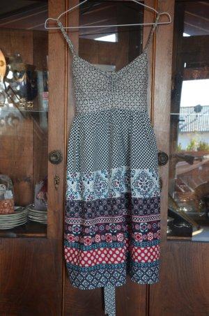 Fornarina Midi-jurk veelkleurig