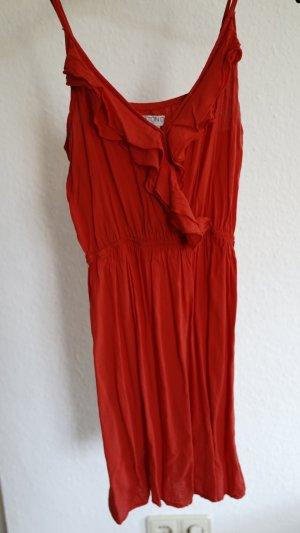 Süßes Sommerkleid, XS, rot