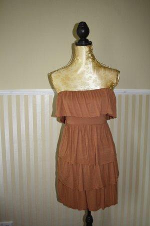 Tally Weijl Volante jurk veelkleurig