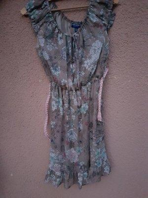 süßes Sommerkleidchen mit schönem Gürtel Gr.38