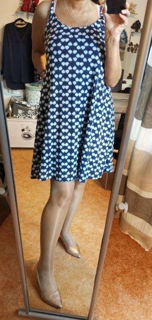 süßes Sommerkleidchen, schöner leichter Stoff Gr 38