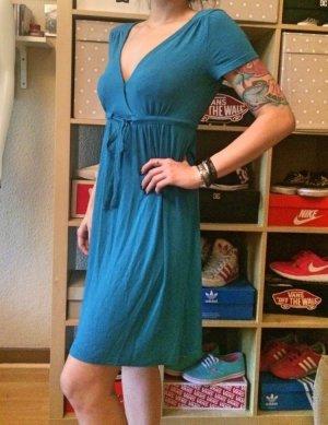 Süßes sommerliches Türkises H&M Kleid S/M