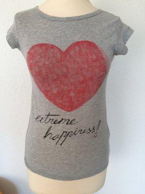 Süßes Statement-Shirt für den Sommer Casual-Style