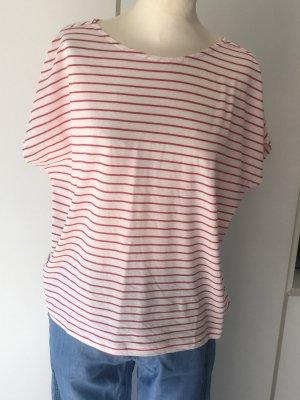 Closed Gestreept shirt wit-rood